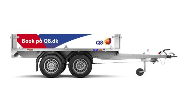 Fantastisk Tankstation » Vi har over 200 tankstationer i hele Danmark   Q8 YB32