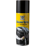 Basta Silicone Spray 200 ml. Forside
