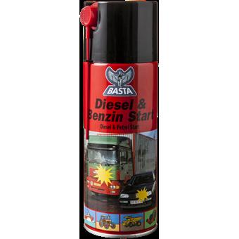 Basta Diesel og Benzin Start Forside