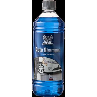BastaShampoo 2 liter Forside